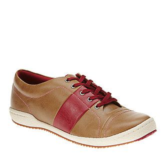 Vionic by Orthaheel Women's Tahoe Lace-Up Shoes (FootSmart.com)