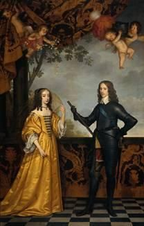 william of orange parents