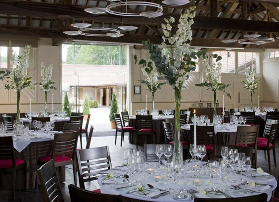 De Vere Theobalds Park In Cheshunt Hertfordshire Particularly The Ridings Barn For Reception Lovely Up To 150 Guests