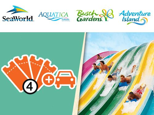 Busch Gardens Tampa Buy One Get One Free