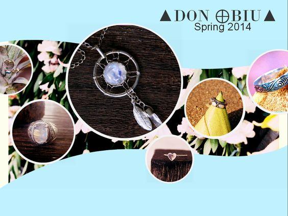 Don Biu #Bohemian #Jewelry www.donbiu.com