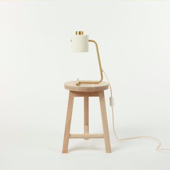 First Light Table Lamp: Ombler