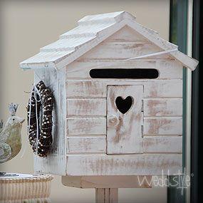 Vogelhaus für Hochzeitsgeschenke & Briefe für deine Hocheit.  #vogelhaus #hochzeit