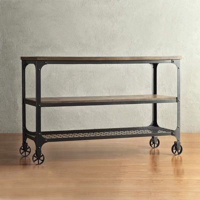 FREE SHIPPING! Shop Wayfair for Mercury Row Corvus Console Table - Great Deals on all Furniture products with the best selection to choose from!