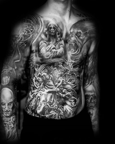 Top 51 Gothic Tattoo Ideas 2020 Inspiration Guide Gothic Tattoo Tattoos For Guys Art Design