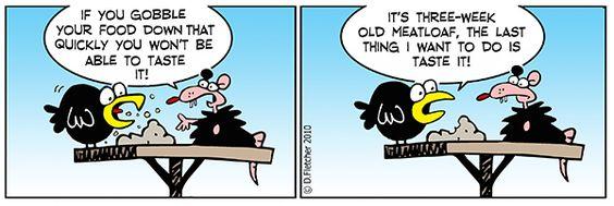 ❤ =^..^= ❤   Crumb Comic Strip, February 27, 2010 on GoComics.com