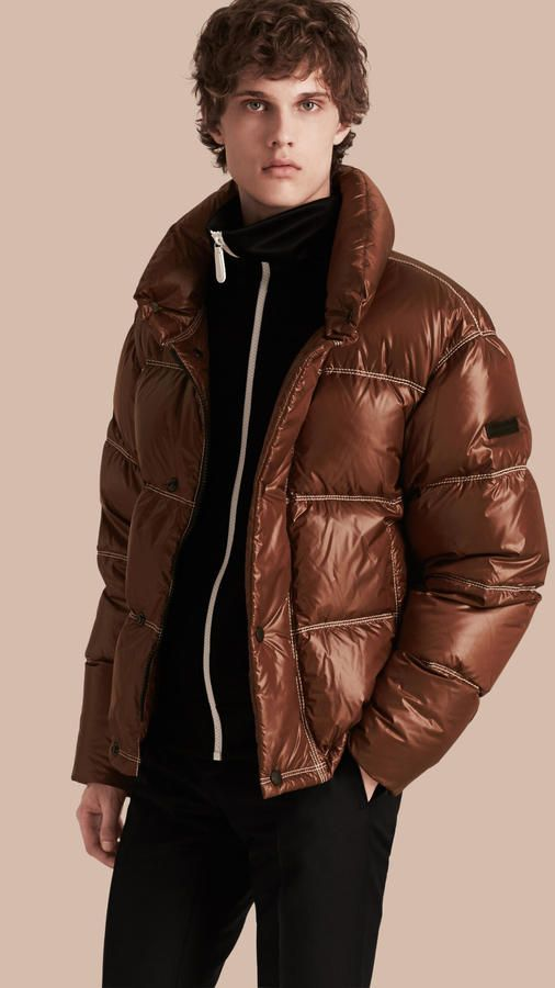 Burberry Down-filled Puffer Jacket