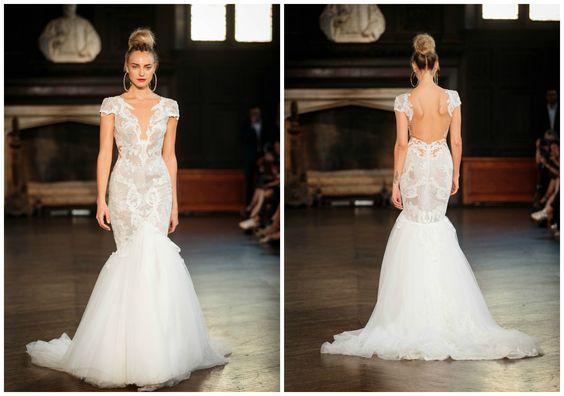 BERTA Fall 2017 - New York Bridal Fashion Week - The Coordinated Bride