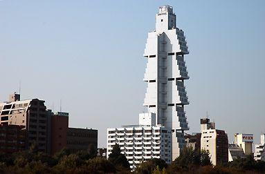 Japan Photo | Kikutake Kiyonori 菊竹清訓 Japanese architect