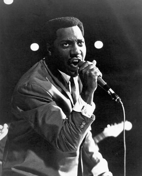 """Otis Redding, Singer, songwriter Died in 1967, at age 26, in a plane crash  Scored big with R&B hits like """"Try a Little Tenderness"""" and """"Respect."""" Finally broke through to white audiences after closing 1967 Monterey Pop Festival."""