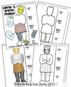 King Nebuchadnezzar Activities
