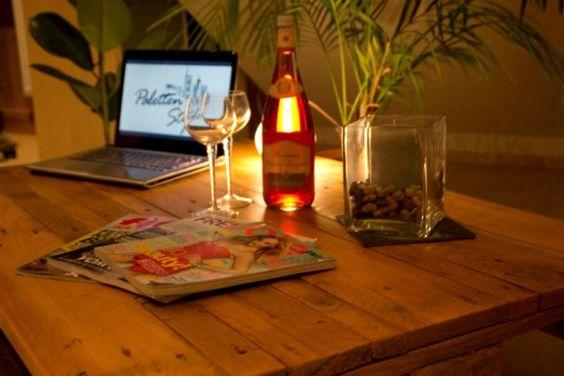#Startup vorgestellt: Paletten-Style - Möbelunikate, hergestellt aus Europaletten