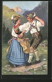 Bildergebnis für bayrische trachten