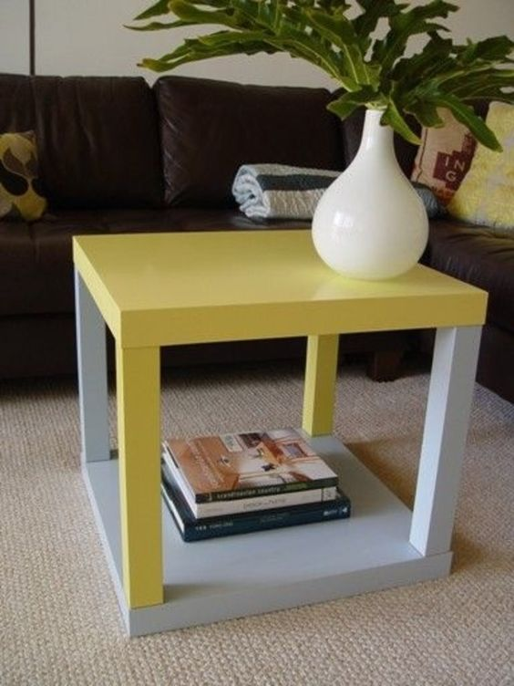 DIY Ikea Table:
