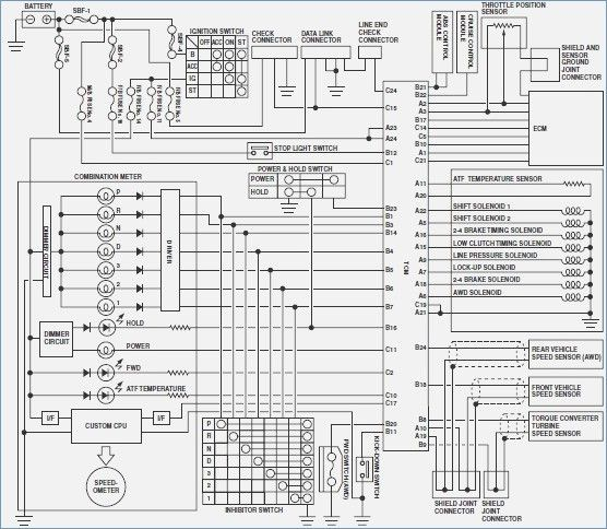 Buick Radio Wiring Diagram
