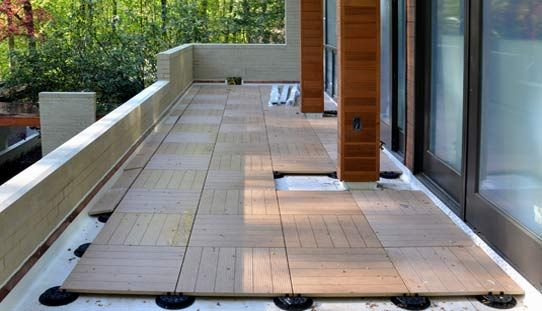 Wpc Diy Decking Possess Many Options For Colors Outdoor Flooring