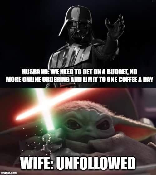 Baby Yoda Yoda Star Wars Memes Yoda Wallpaper