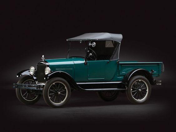 1926 Ford Model T Roadster Pickup