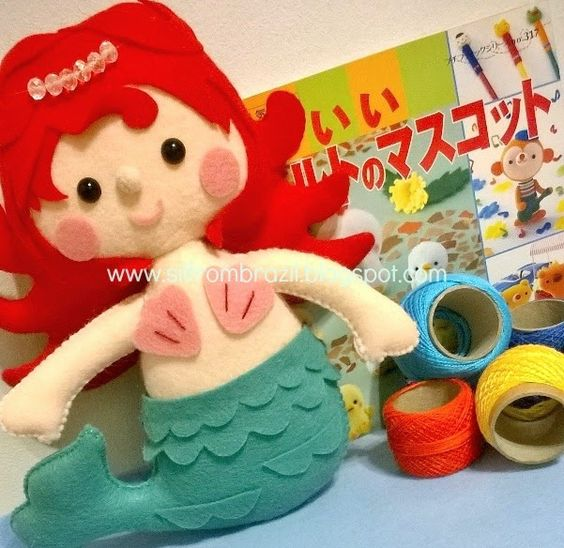 Sil From Brazil: Sweety Ocean - Bichinhos do Mar