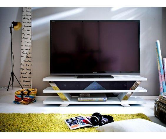 Meuble t l pour iphone meuble design iphone meuble for Meuble audio ikea