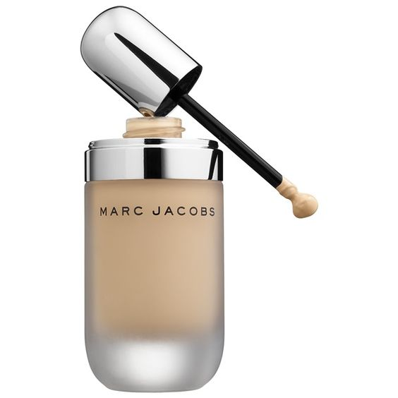 @shanicels✨ for more like this     .    Marc Jacobs Beauty Re(Marc)able Full Coverage Foundation Concentrate for Fall 2015