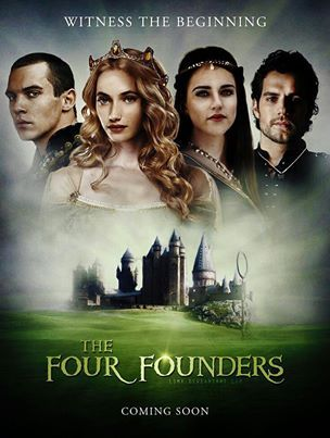 Would love this story... - HP four founders #wishitweretrue