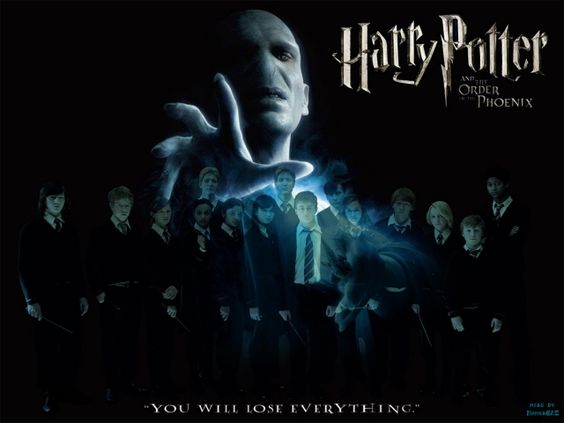 HP5 - The Order of the Phoenix