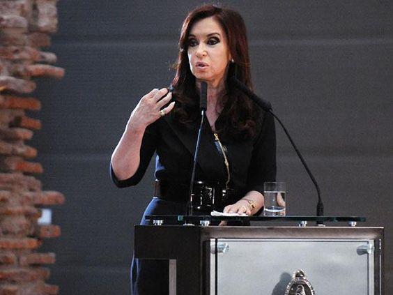 La Presidenta anunció la creación de un polo de contenidos audiovisuales