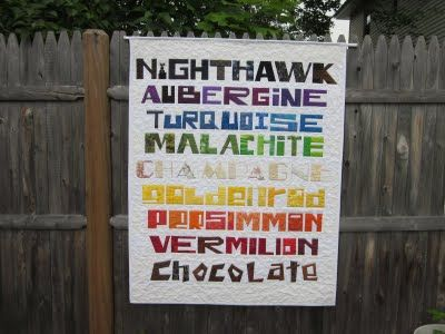 Nine by Nine - by Lynne of Patchery Menagerie. UnRuly Letters.