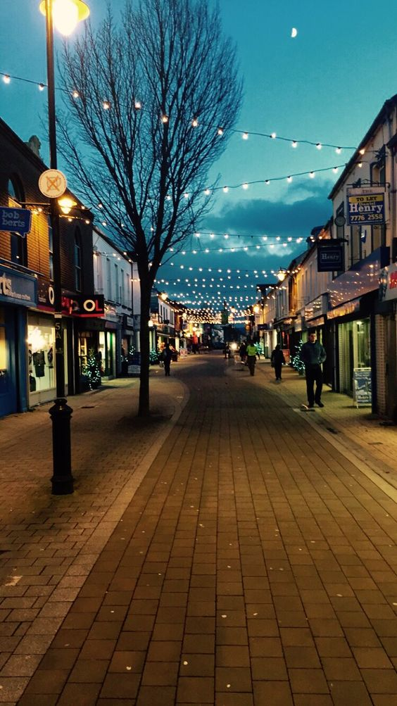 wedding venues in londonderry%0A Christmas lights in Limavady  Northern Ireland   Study Abroad  Ireland    Pinterest   Northern ireland and Ireland