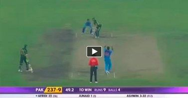 #PakvInd: Winning Shots by Shahid #Afridi in #AsiaCup 2014 – Pakistan vs India Watch #Video here: http://www.zemify.com/winning-shots-shahid-afridi-asia-cup-2014-pakistan-vs-india/ Boom Boom #Lala