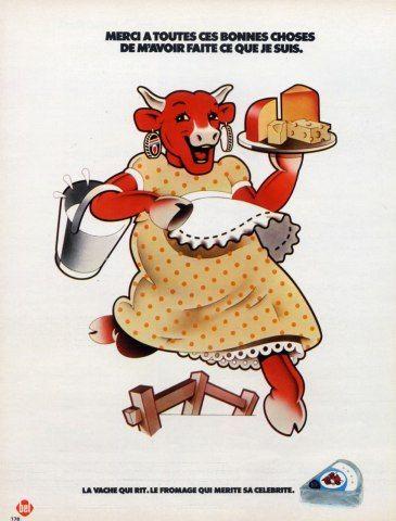 1974 La vache qui rit