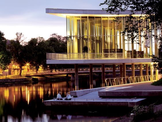 Halmstad Public Library_Sweden