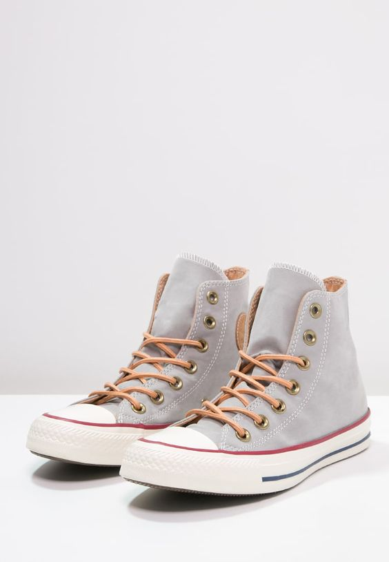 ´Converse CHUCK TAYLOR ALL STAR - Sneaker high - dolphin/biscuit/egret