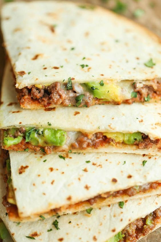 30 Quesadillas That Go Way Beyond Cheese | Quesadillas ...