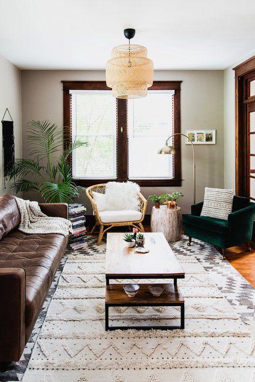 Bohemian Vintage Living Room Vintage Living Room Creative Interior Design Vintage Inspired Interiors