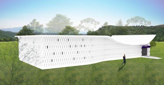 PROJETO MEMORIAL SIVUCA - Projeto Arquitetônico I  (3° período)
