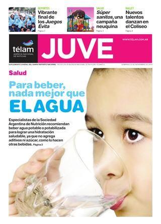 Juve2943 - La revista para chicos de la agencia nacional de noticias TELAMA (Argentina) https://issuu.com/suplementostelam/docs/juve2943