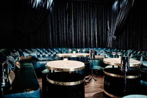 Velvet studios and bar lounge on pinterest for Design hotel vancouver