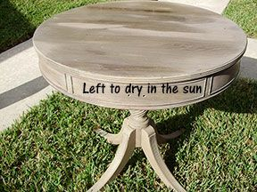 Go here to diy driftwood .com. Top of table!!! only $12.99 for productdriftwood finish 4