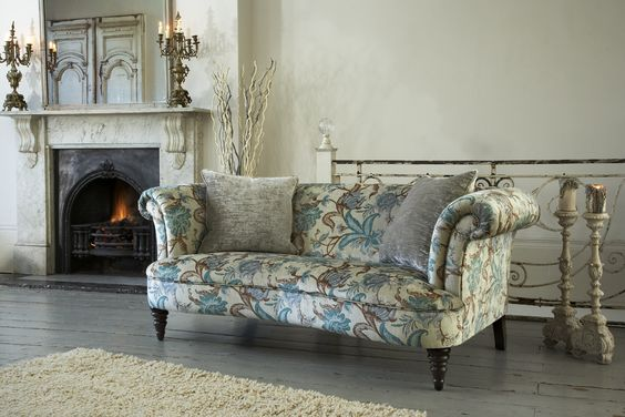 Isabelle in Paradise.. Sumptuous Parker Knoll sofas for Dublin and Navan