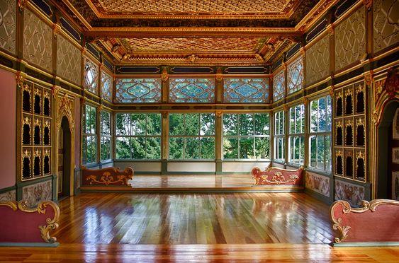 Pabellon de Mustafa Pasa Palacio de Topkapi, Estambul, Turquía
