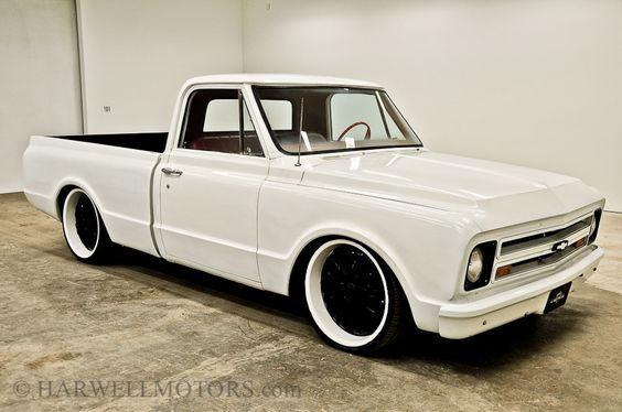 Someday big bro. It will be done. No more garage sittin.  1967 Chevrolet C-10, love these trucks :)