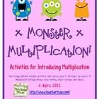 This mini-unit includes worksheets, activities, games and an assessment for one-by-one multiplication.    Students will solve word problems and rep...
