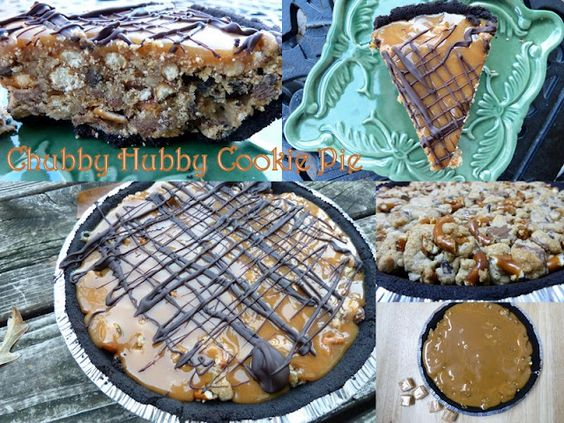 Chubby Hubby Cookie Pie