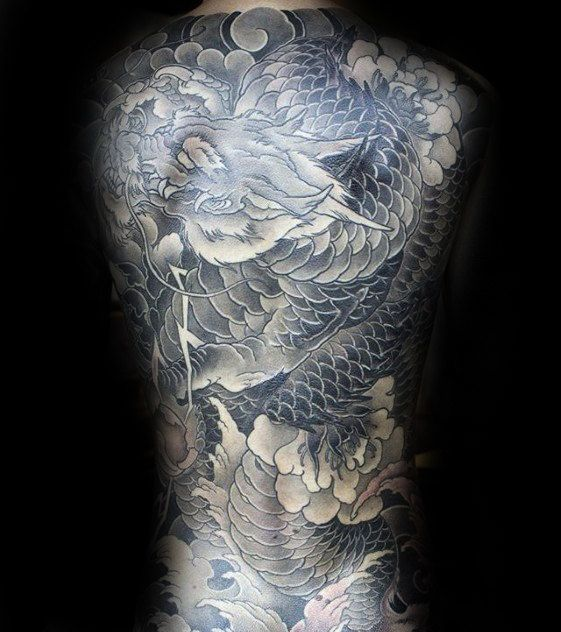 50 Japanese Back Tattoo Designs For Men Traditional Ink Ideas Tattoo Designs Men Japanese Back Tattoo Back Tattoo