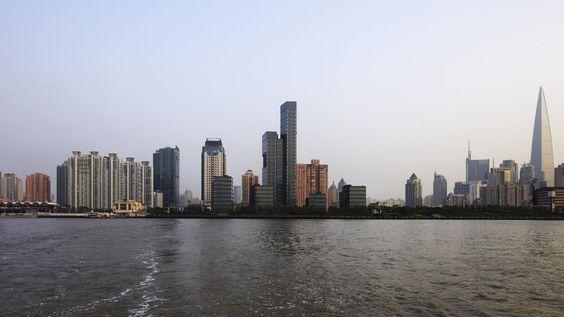 2010 China, Shanghai-Pudong  Poly Plaza-gmp Architekten von Gerkan, Marg und Partner