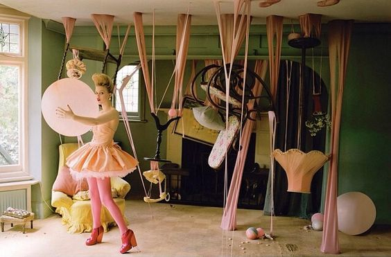 Tim walker - one of my favourite fashion photographers