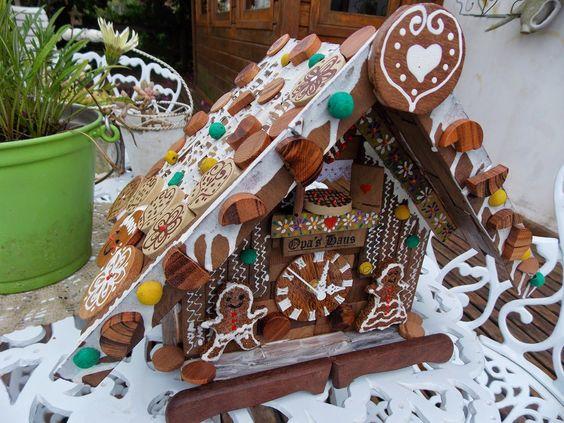 relógio Gingerbread