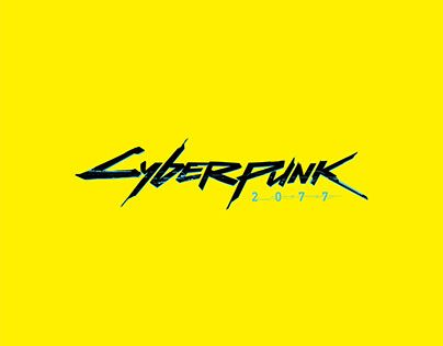 Check Out New Work On My Behance Portfolio Cyberpunk 2077 Logo Redesign Collection Http Be Net Gallery 80815973 Cy Cyberpunk 2077 Cyberpunk Logo Redesign